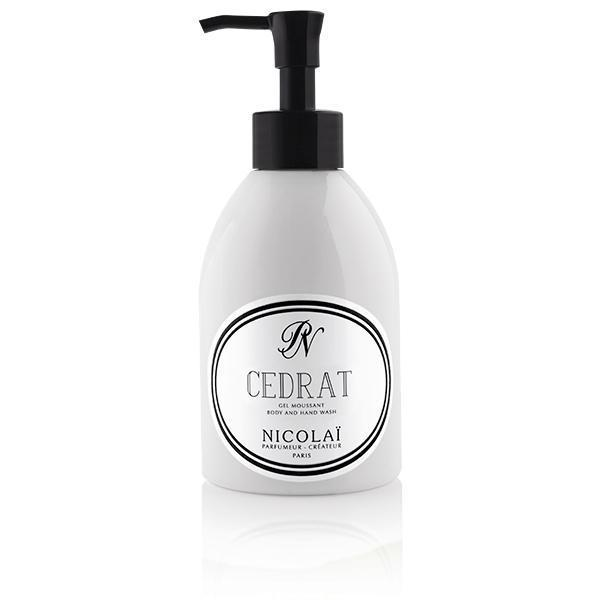 Cedrat - liquid soap-liquid soap-Nicolai Paris-300 ml-Perfume Lounge