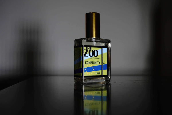 Community-eau de parfum-THE ZOO-50 ml-Perfume Lounge