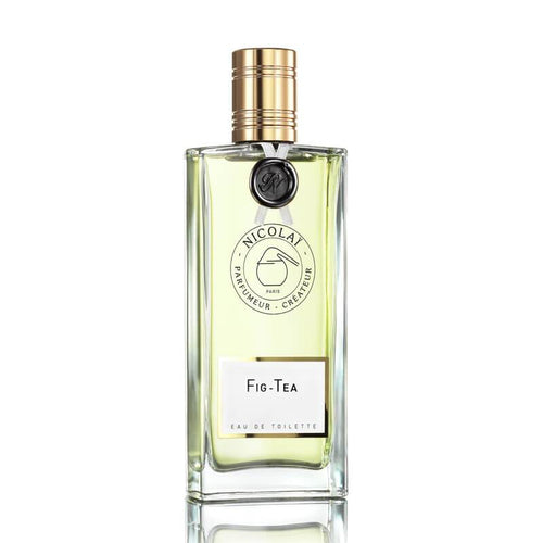 Fig Tea-eau de toilette-Nicolai Paris-100 ml-Perfume Lounge