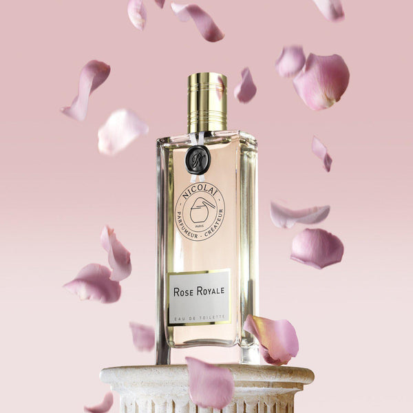 Rose Royale-eau de toilette-Nicolai Paris-Perfume Lounge
