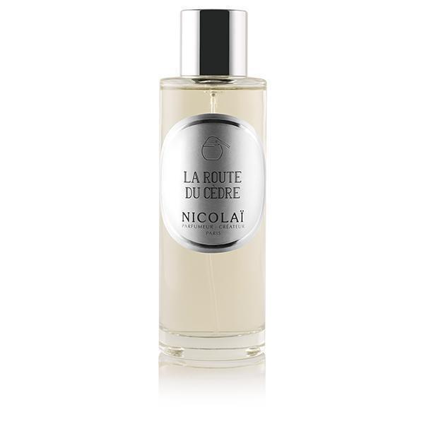 Route du Cedre-room spray-Nicolai Paris-Perfume Lounge