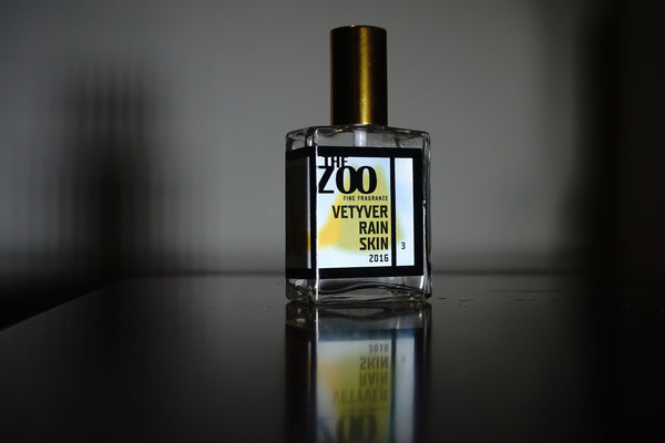 Vetyver Rain Skin-eau de parfum-THE ZOO-50 ml-Perfume Lounge