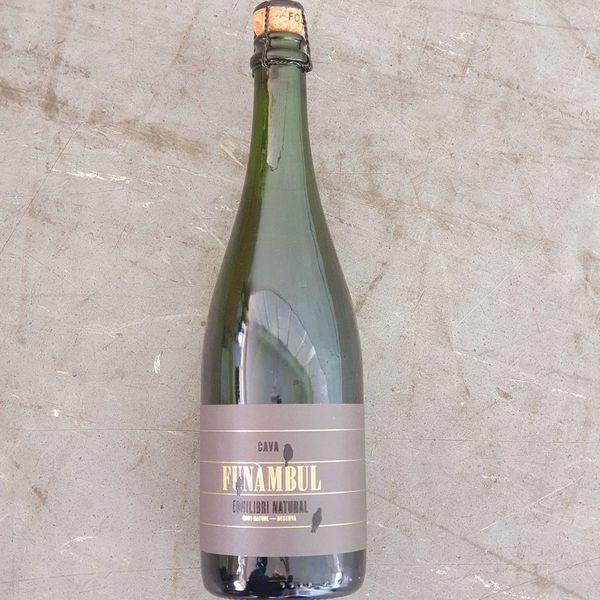Funàmabel, Equilibri Natural, Brut Nature Reserva Cava, Catalunya, Spain