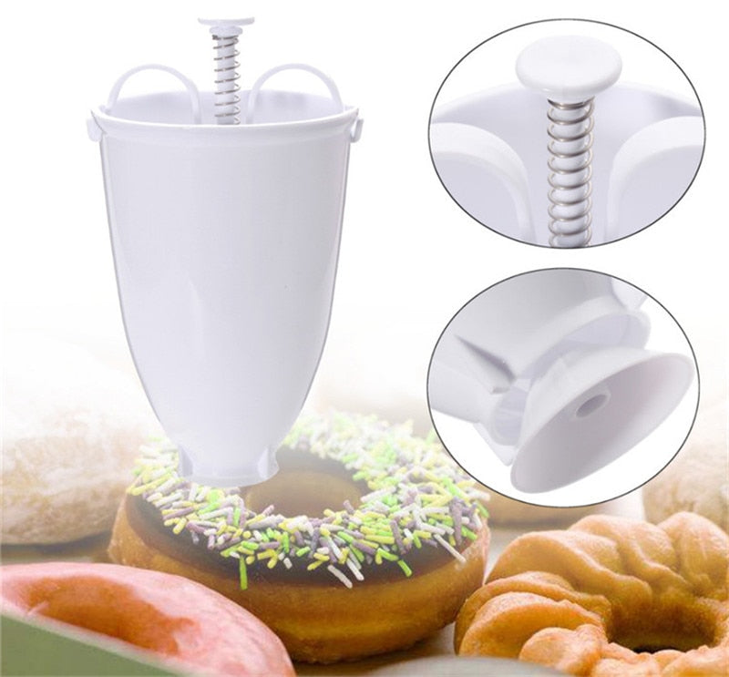 Fast and Easy Donut Maker