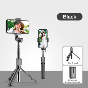 4 in 1 Wireless Bluetooth Selfie Kit