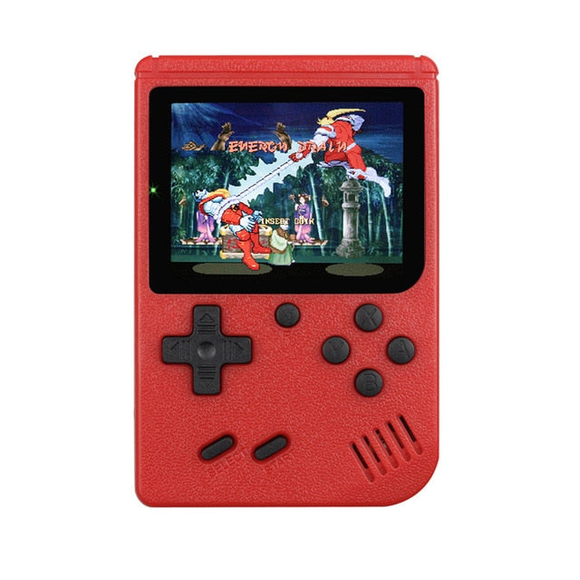 Mini Handheld Game Console 400 games