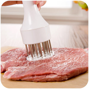 Meat Tenderizer with Stainless Steel Needles