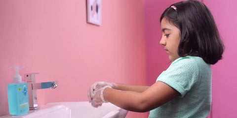 Teaching Cleanliness from an Early Age