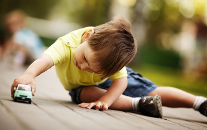 Kids Outdoor Spaces & the Importance