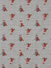 'Fox Print' Organic Junior Blanket