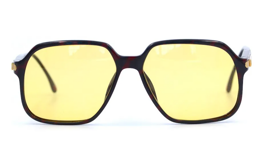 Dunhill 6089 vintage sunglasses. The Serpent Sunglasses.