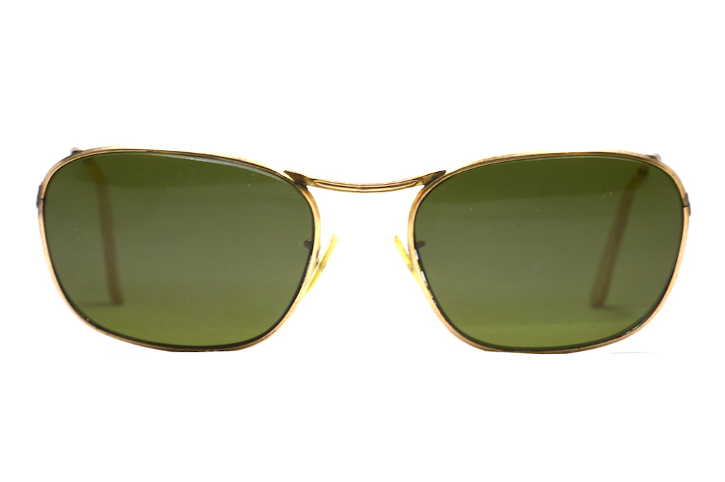 Monford 1950s vintage sunglasses, gold filled vintage sunglasses, gold filled sunglasses