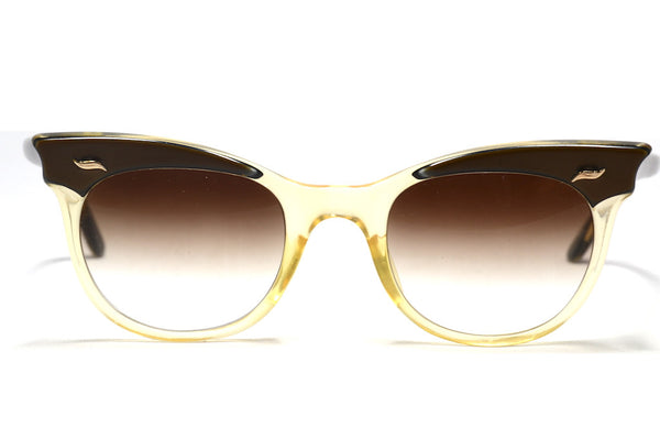 Tina 1960's bespoke cat eye vintage sunglasses