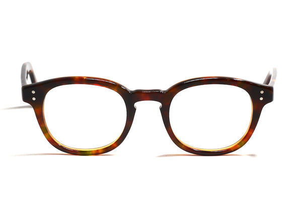 autumn vintage inspired unisex acetate glasses