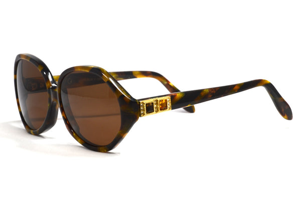 Onyx 11 ladies jewelled vintage sunglasses