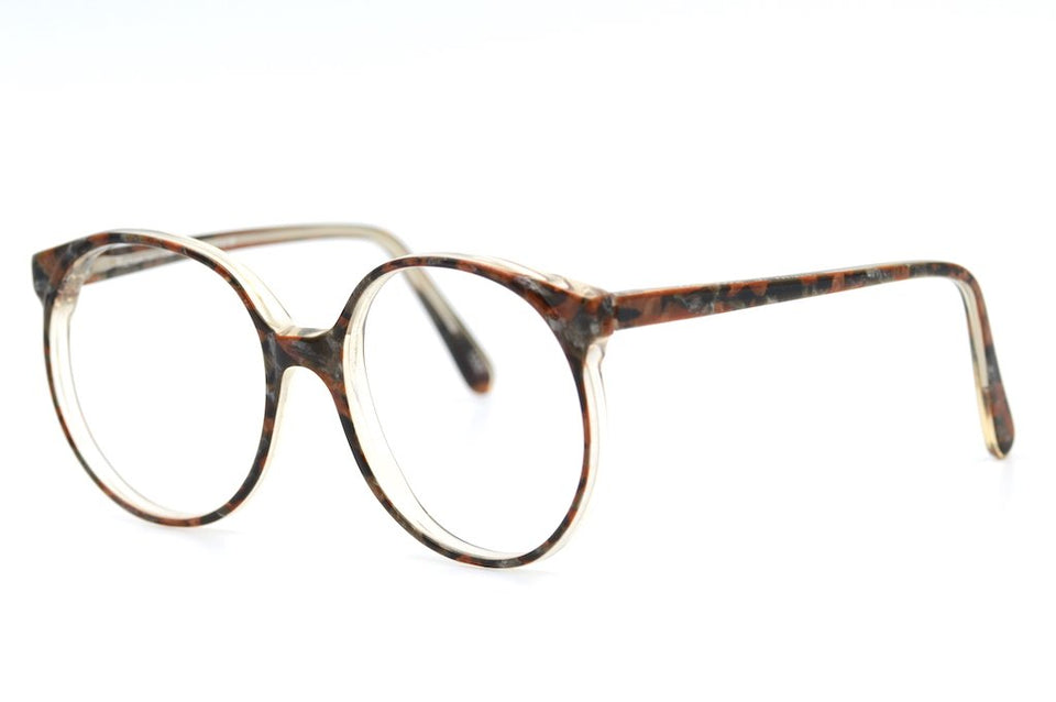 Chelsea by Michael Selcott, Oversized Vintage Glasses, 1980's vintage Glasses, Sustainable glasses,