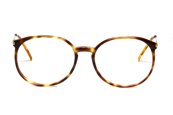 Front view Oliver Goldsmith Mens Vintage Glasses 206S
