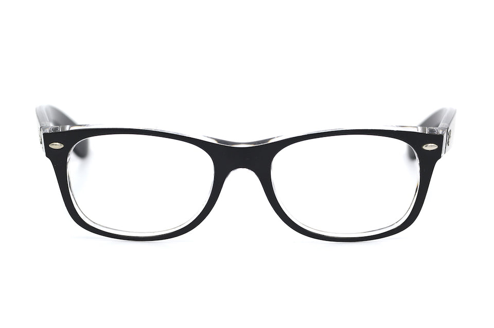 RayBan 2132 6052 52/18. Cheap RayBan glasses. Retro RayBan glasses. Sustainable glasses