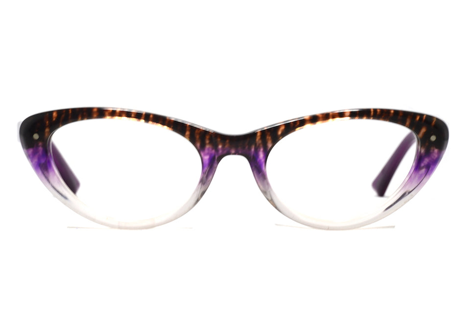 Red or dead 79, red or dead vintage glasses, purple cat eye glasses, 1950s style glasses, cat eye retro glasses, retro spectacles, vintage spectacles