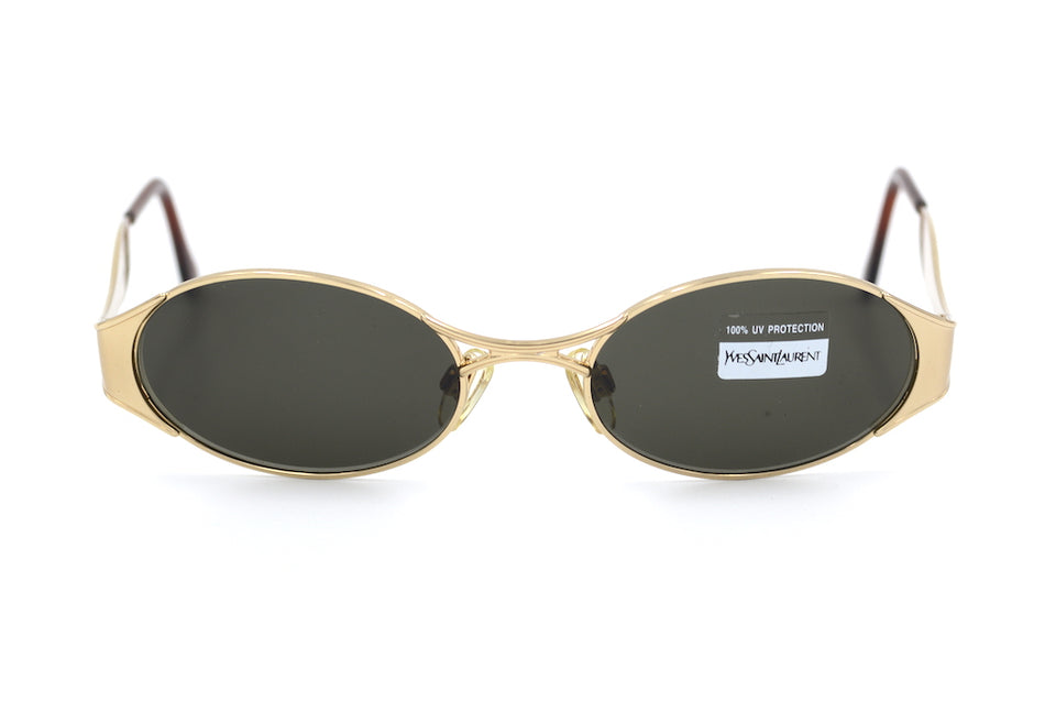 YSL 6046 Y101 Sunglasses. YSL Sunglasses. Vintage YSL Sunglasses. Yves Saint Laurent Sunglasses. Vintage Yves Saint Laurent Sunglasses.