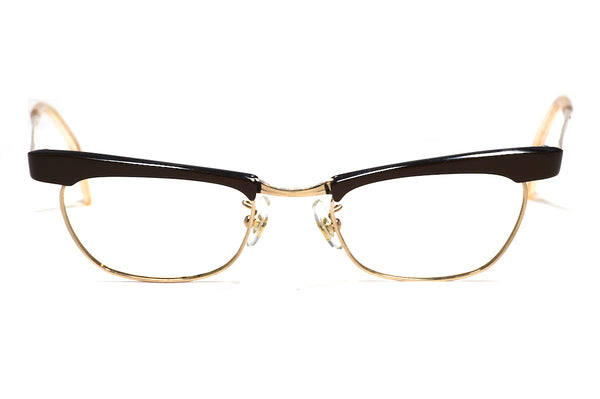 Ladies vintage glasses, Ladies vintage spectacles, vintage lunettes, vintage gafas, vintage occhiali, vintage gold filled glasses.