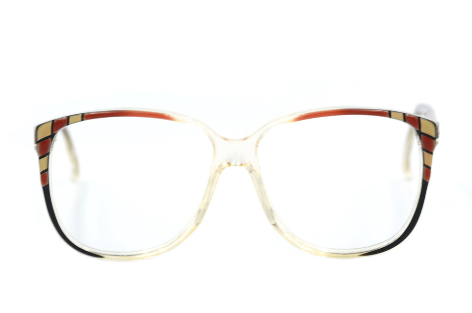 A9562 1980's Glasses. Ladies Vintage Glasses. Oversized Vintage Glasses. 1980's Vintage Glasses.