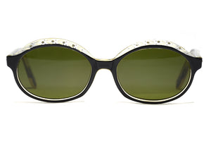 1950s vintage sunglasses, laurie deluxe vintage sunglasses, french vintage sunglasses,