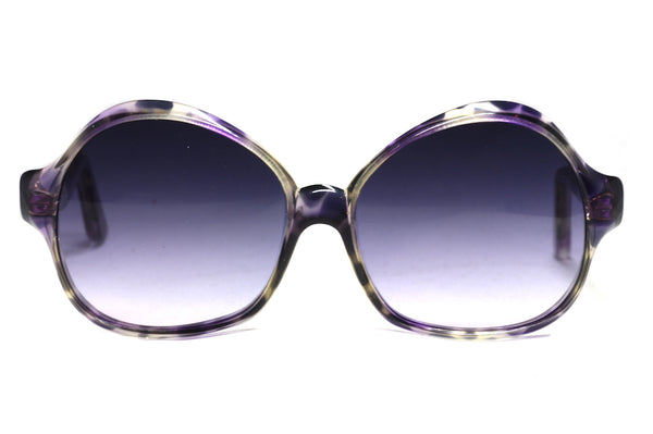 vintage sunglasses, ladies vintage sunglasses, 1970s sunglasses, purple vintage sunglasses, oversized vintage sunglasses,