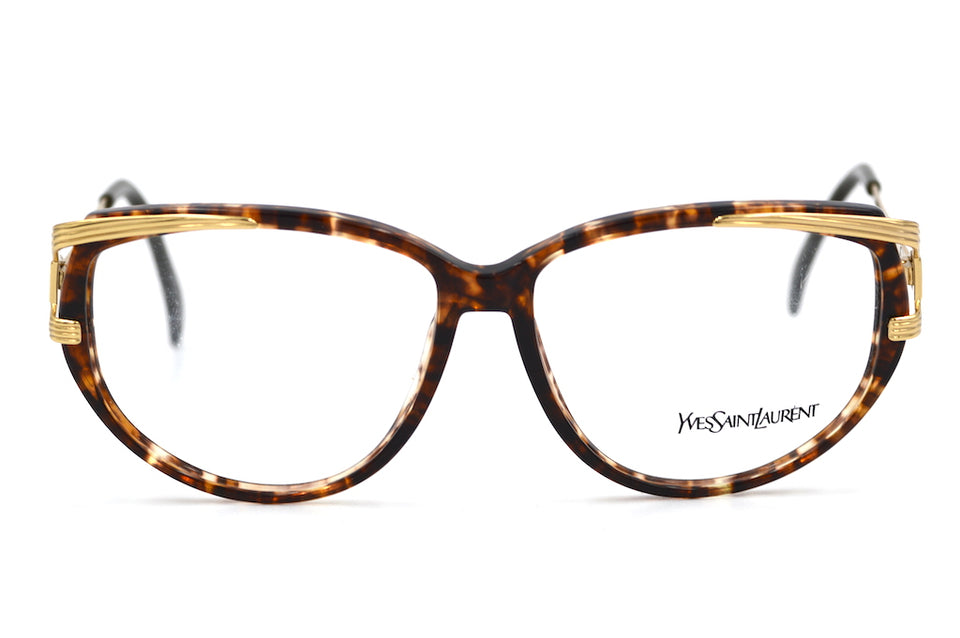 Yves Saint Laurent 5002 Vintage Glasses. YSL Vintage Glasses. Cheap YSL Glasses. Vintage Designer Glasses.