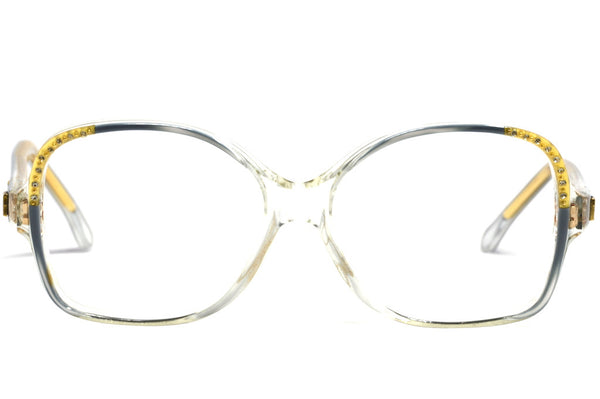 Lavin Sparkle 744 vintage glasses made in france