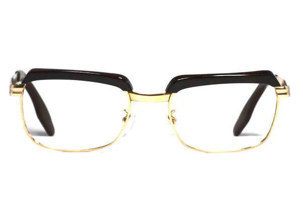 B.A.O, British American Optican, vintage british american optical glasses, vintage 1950's mens glasses,