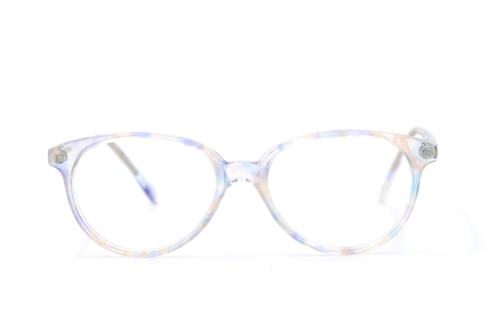 Madge Retro Glasses. Ladies Retro Glasses. Upcycled Glasses. Sustainable Glasses.