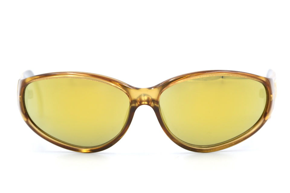 Christian Dior 2931 40 Vintage Sunglasses. Ladies Vintage Sunglasses. Christian Dior Sunglasses. Dior Sunglasses. Vintage Dior Sunglasses. Gold Mirrored Sunglasses.