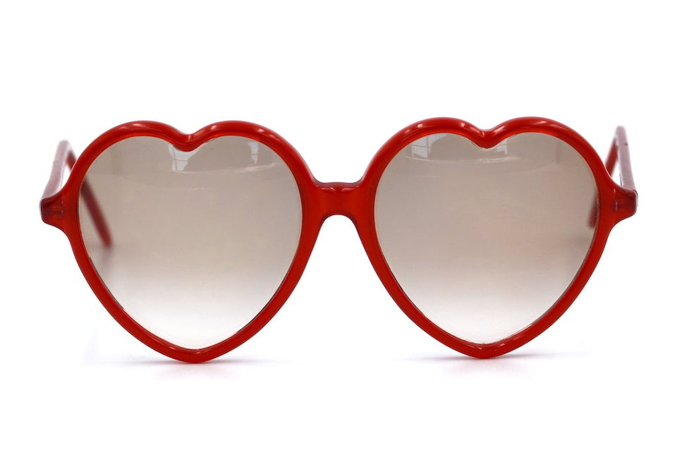 Anglo American Eyewear Hearts. Elton John Sunglasses. Vintage Anglo American Eyewear Sunglasses. Vintage Sunglasses. Retro Sunglasses. Heart Shaped Sunglasses. Vintage Designer Sunglasses
