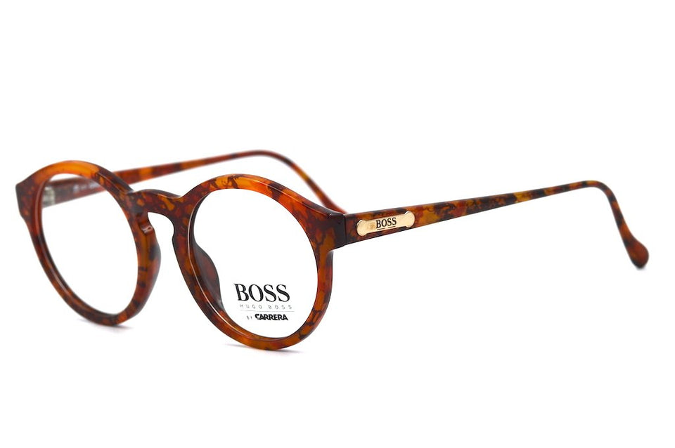 Hugo Boss by Carrera 5107 13 Vintage Glasses. Round Vintage Glasses. Vintage Carrera Glasses. Round Glasses. Round Retro Glasses. Hugo Boss Glasses