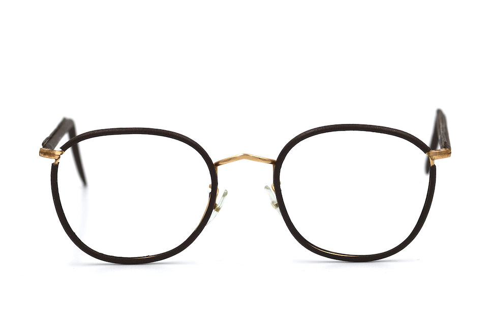 B.O.I.C 10KY GF Merx Vintage Glasses. Gold Filled Vintage Glasses. Mens Vintage Glasses. Panto Vintage Glasses.