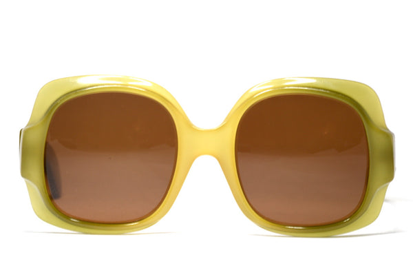 original Marwitz vintage sunglasses with bespoke lenses