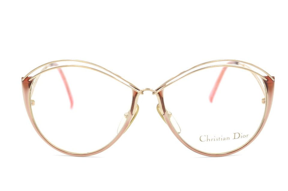 Vintage Christian Dior Glasses, Christian Dior 2535 colour 43 at Retro Spectacle