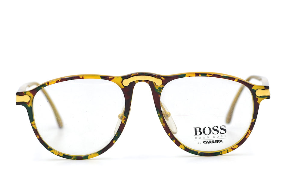 Hugo Boss by Carrera 5111 35 Vintage Glasses. Mens Vintage Glasses. Aviator Glasses. Green Glasses. Green Vintage Glasses. Designer Vintage Glasses. Mens Vintage Fashion. Mens Designer Glasses. Mens Stylish Glasses. Rare Vintage Glasses.