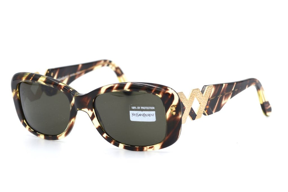 Yves Saint Laurent 6541 Vintage Sunglasses at Retro Spectacle
