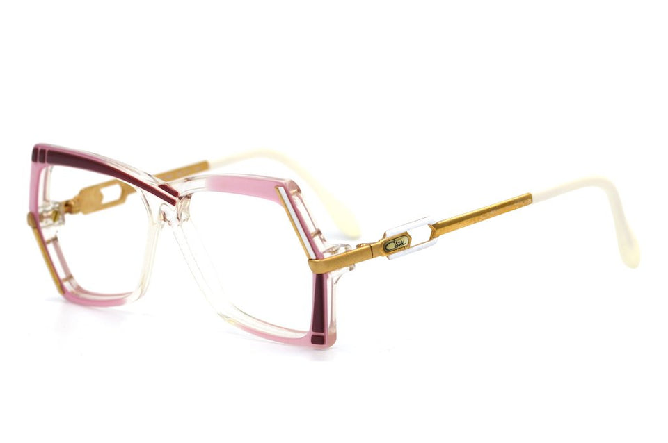 Cazal 183 242 Vintage Glasses. Ladies Vintage Cazal Glasses. Vintage Cazal. Cazal Glasses. Pink Cazal Glasses. 80's Cazal