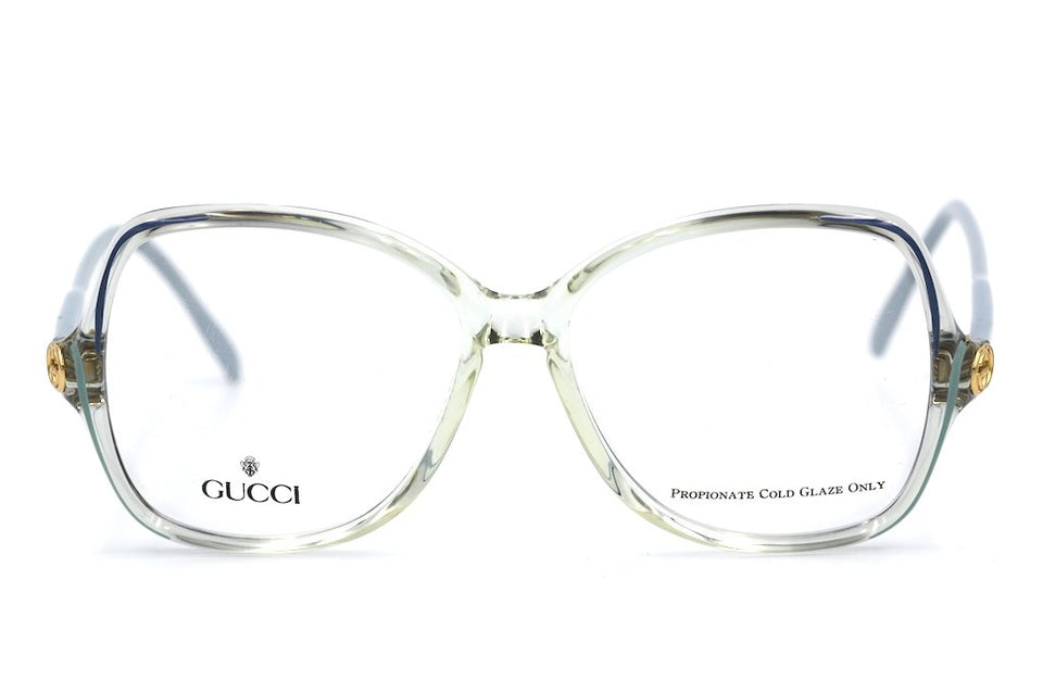 Gucci 2103 48D Vintage Glasses. Vintage Gucci. Ladies Vintage Glasses. Vintage Oversized Glasses. 1980's Vintage Glasses.