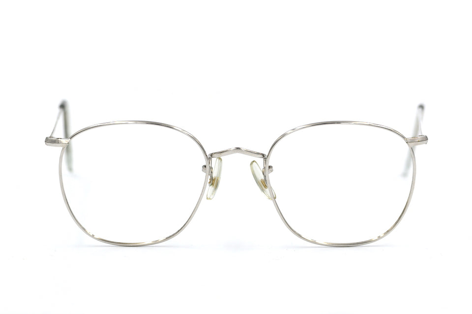 Savile Row Algha 12KT GF Panto Vintage Glasses. Savile Row Glasses. Savile Row Vintage Glassses. Algha Works London Glasses. Panto Glasses. Panto Vintage Glasses.