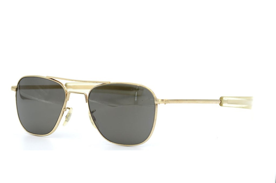 AO Command 23K Vintage Sunglasses at Retro Spectacle