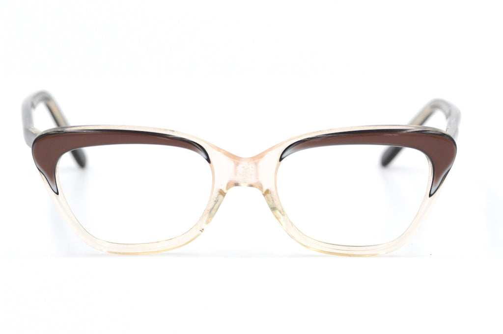 Shari 1950's vintage glasses at Retro Spectacle