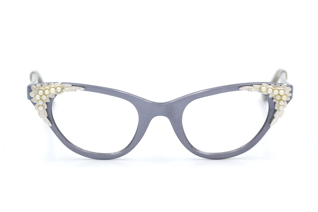 1950's Vintage Tura Glasses , Bluebell Petite at Retro Spectacle.