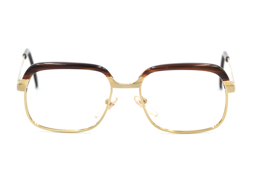 Birch Commodore Mens Vintage Glasses at Retro Spectacle