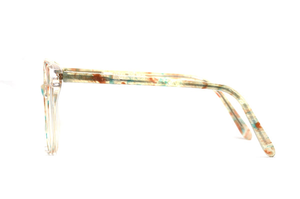 Detailed view Algha Interchangeable Vintage Glasses made in england