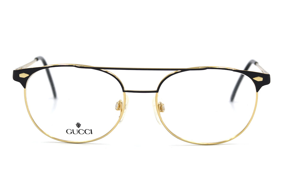Gucci 1222 519 Vintage Glasses. Vintage Gucci Glasses. Gucci Aviator. Mens Gucci Glasses.