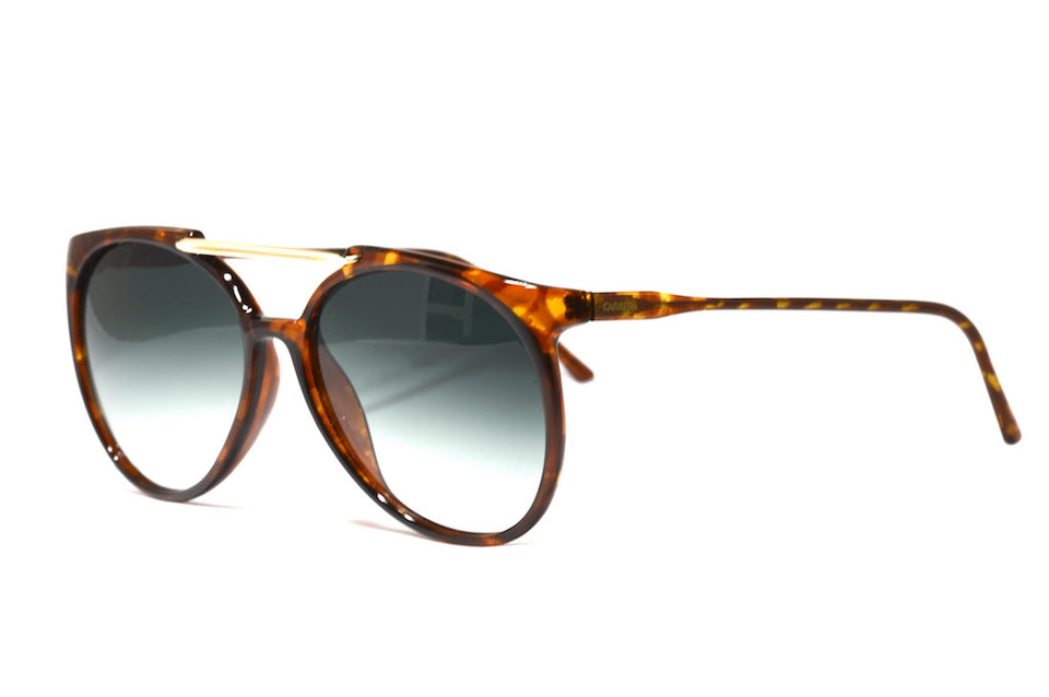 Front/side view Carrera  5332 1980's Vintage Sunglasses